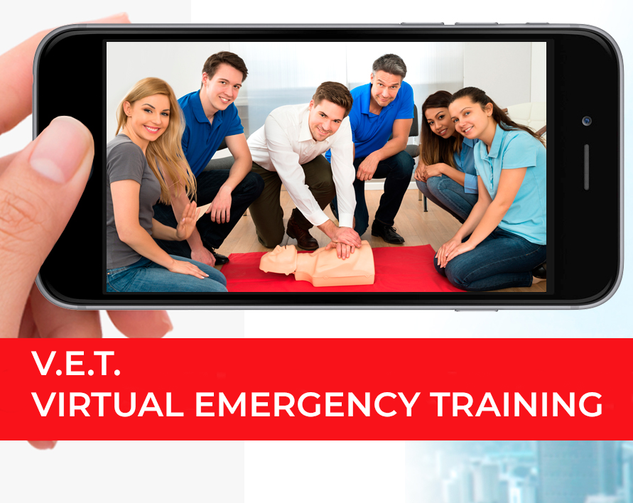 V.E.T. Virtual Emergency Training - 4 Students