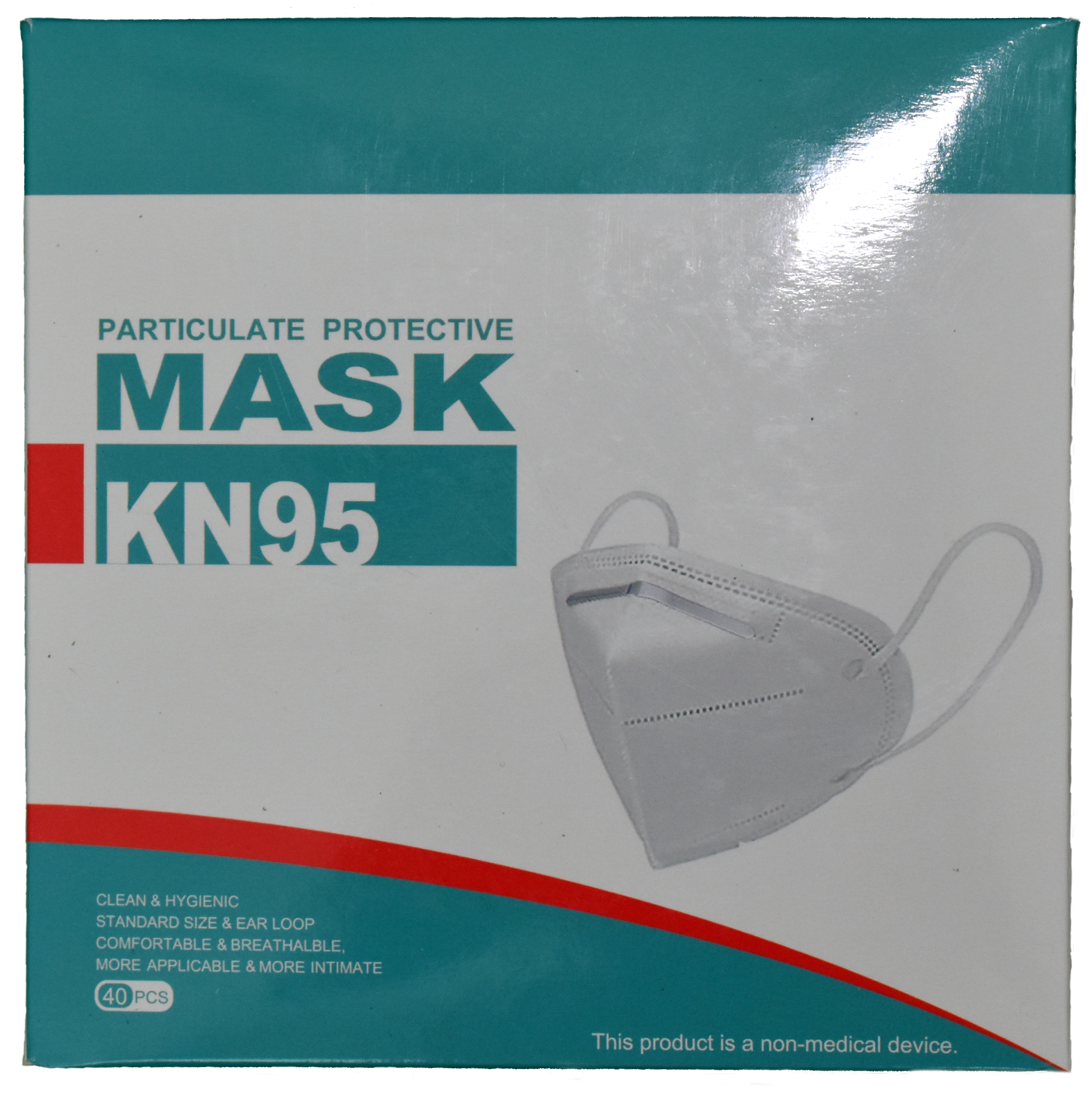 KN95 Foldable Mask Multi Pack
